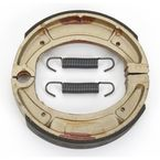 Asbestos Free Sintered Metal Brake Shoes - 9130