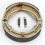 Asbestos Free Sintered Metal Brake Shoes - 9157