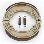 Asbestos Free Sintered Metal Brake Shoes - 9163