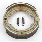 Asbestos Free Sintered Metal Brake Shoes - 9187