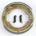 Sintered Metal Grooved Brake Shoes - 629G