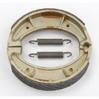 Sintered Metal Grooved Brake Shoes - 802G
