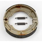 Asbestos Free Sintered Metal Brake Shoes  - 9116