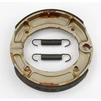 Asbestos Free Sintered Metal Brake Shoes - 9132