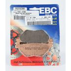 Double H Sintered Metal Brake Pads - FA319/2HH
