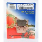 Race Sinterd Metal MXS Brake Pads - MXS368