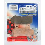 Front or Rear Double H Sintered Metal Brake Pads - FA409HH