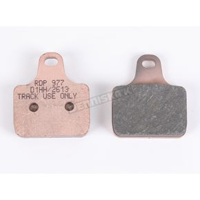 DP Brakes Sintered Metal Brake Pads - RDP977