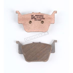 DP Brakes Standard Sintered Metal Brake Pads - DP961