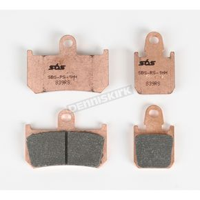 SBS Racing Sintered Metal Brake Pads - 839RS