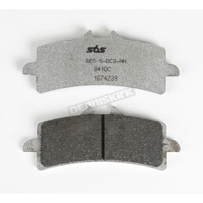 SBS Racing Dual Carbon Brake Pads - 841DC