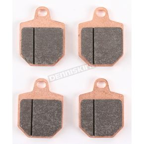 SBS HS Street Sintered Brake Pads - 843HS