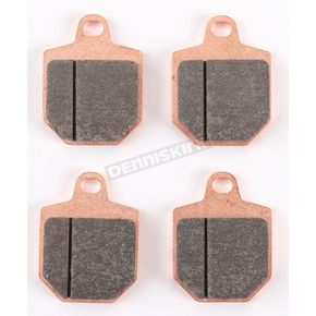 SBS SI Sintered Metal Brake Pads - 843RSI