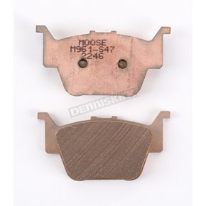 Moose Sintered Metal Brake Pads - 1721-0748