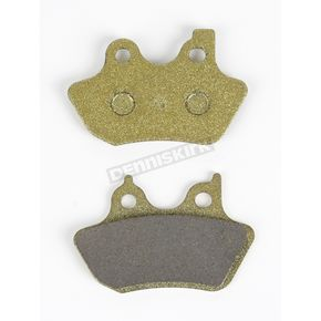 Lyndall Racing Brakes Gold Plus Organic Brake Pads - 7195-GPLUS