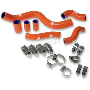 Moose Orange Radiator Hose Kit - 1902-0504