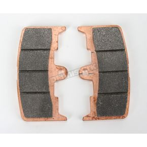 SBS Street Excel HS Sintered Metal Brake Pads - 795HHS