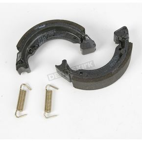 SBS Non-Asbestos Organic Brake Shoes - 2101