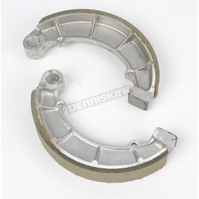 Vesrah Standard Organic Non-Asbestos Brake Shoes - VB128