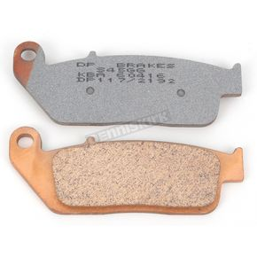 DP Brakes Sintered Metal Brake Pads - DP117