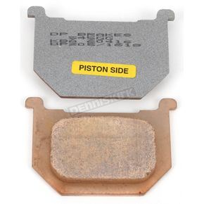 DP Brakes Sintered Metal Brake Pads - DP205