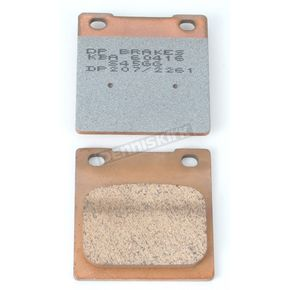 DP Brakes Sintered Metal Brake Pads - DP207