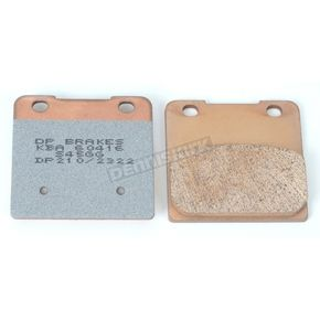 DP Brakes Sintered Metal Brake Pads - DP210