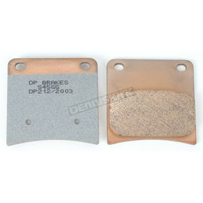 DP Brakes Sintered Metal Brake Pads - DP212
