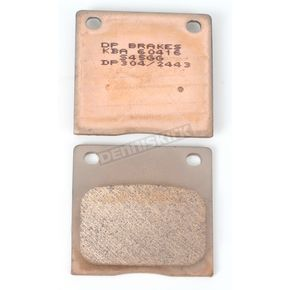 DP Brakes Sintered Metal Brake Pads - DP304