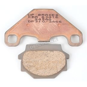 DP Brakes Standard Sintered Metal Brake Pads - DP310