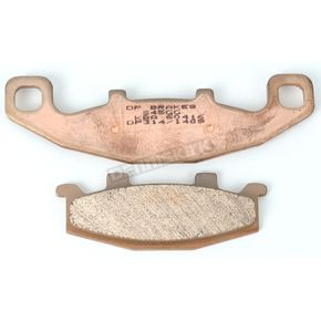 DP Brakes Standard Sintered Metal Brake Pads - DP314