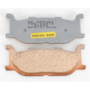 DP Brakes Sintered Metal Brake Pads - DP414