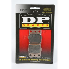 DP Brakes Standard Sintered Metal Brake Pads - DP811