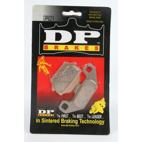 DP Brakes Standard Sintered Metal Brake Pads - DP821