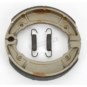 DP Brakes Asbestos Free Sintered Metal Brake Shoes  - 9128