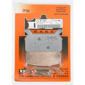 DP Brakes Sintered Metal Brake Pads - DP904