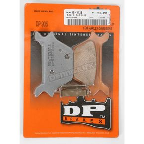 DP Brakes Sintered Metal Brake Pads - DP905