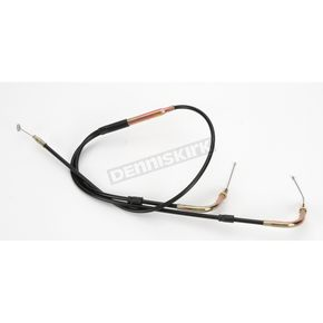 Universal 36.5 in./41 in. Dual Throttle Cable for 40-44mm Carbs - 924