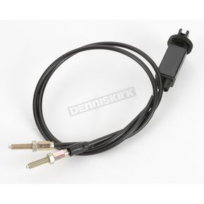 Parts Unlimited Universal Choke Cable, 2 Cyl. - Straight - 928