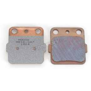 Moose XCR Sintered Metal Brake Pads - M816-S47