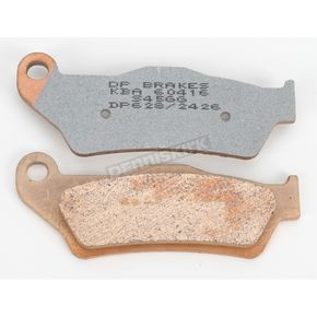 DP Brakes Sintered Metal Brake Pads - DP628