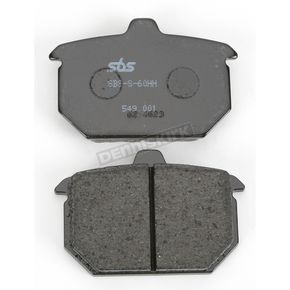 SBS Carbon Tech Brake Pads - 549HCT