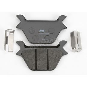 SBS Carbon Tech Brake Pads - 669HCT