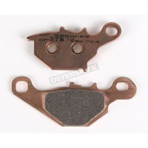 DP Brakes Standard Sintered Metal Brake Pads - DP218