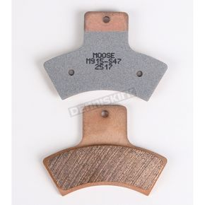 Moose Sintered Brake Pads - M915S47