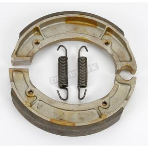 DP Brakes Asbestos Free Sintered Metal Brake Shoes - 9195