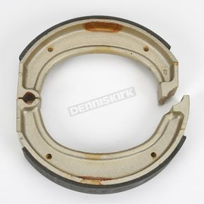 DP Brakes Asbestos Free Sintered Metal Brake Shoes  - 9188