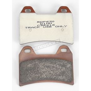 DP Brakes DP Racing Sintered Race Brake Pads - RDP630