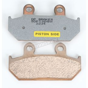 DP Brakes DP Sport HH+ Supersport Sintered Brake Pads - SDP116HH