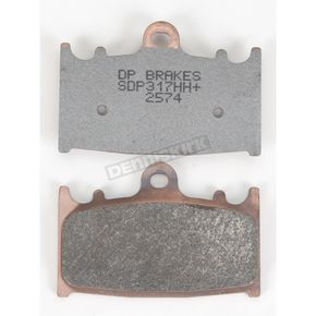 DP Brakes DP Sport HH+ Supersport Sintered Brake Pads - SDP317HH